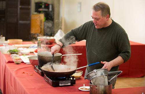 Ken Albala Cooking