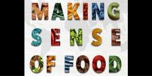 Making Sense of Food Blog Image
