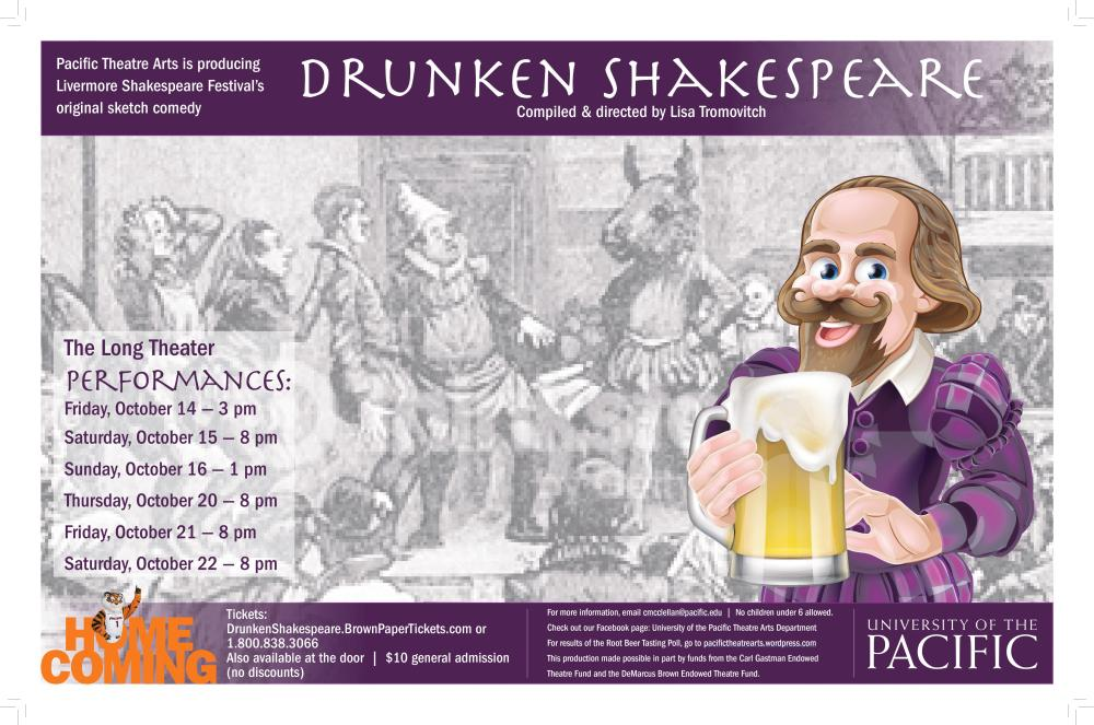 Drunken Shakespeare