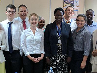 uganda interns